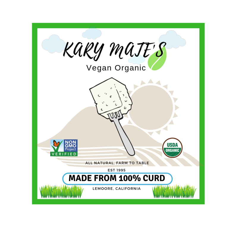 Kery Mate's Vegan Organic